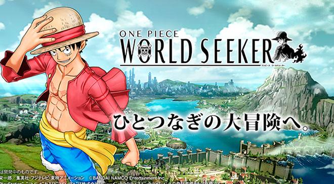One Piece: World Seeker en WZ Gamers Lab - La revista de videojuegos, free to play y hardware PC, digital, online