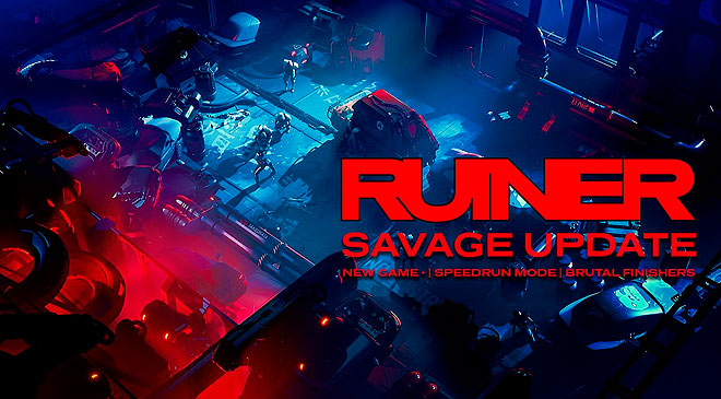 Ruiner Savage Update en WZ Gamers Lab - La revista de videojuegos, free to play y hardware PC digital online