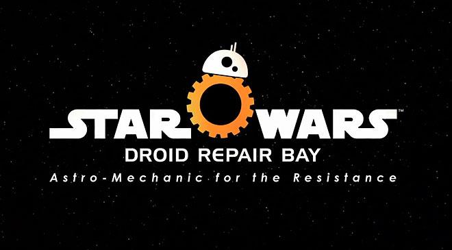 Ya disponible gratis - Star Wars: Droid Repair Bay en WZ Gamers Lab - La revista de videojuegos, free to play y hardware PC, digital, onlin