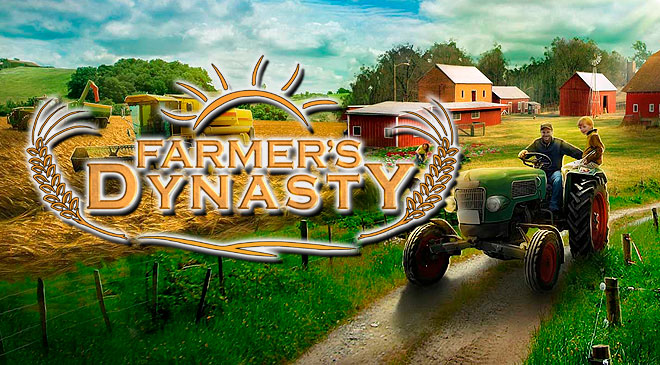 Farmer's Dynasty en WZ Gamers Lab - La revista de videojuegos, free to play y hardware PC digital online