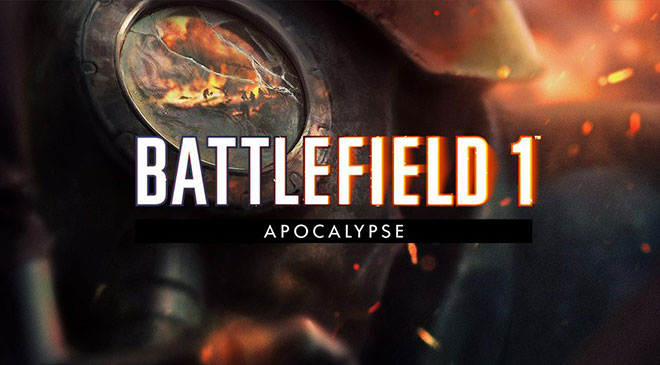 Battlfield 1: Apocalypse ya tiene fecha en WZ Gamers Lab - La revista digital online de videojuegos free to play y Hardware PC