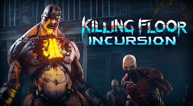 Killing Floor: incursion para VR