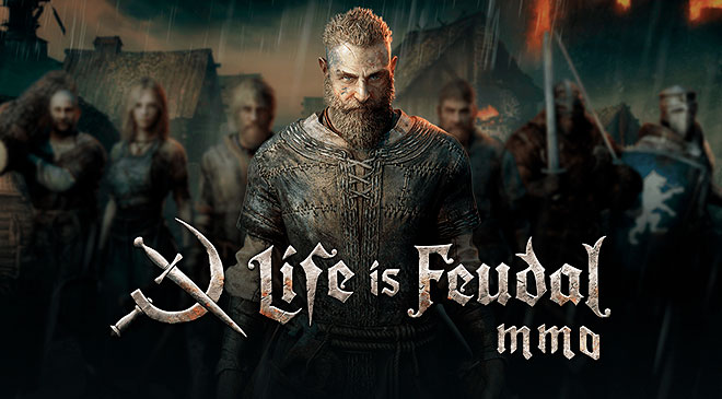 Life is Feudal: MMO en WZ Gamers Lab - La revista de videojuegos, free to play y hardware PC digital online