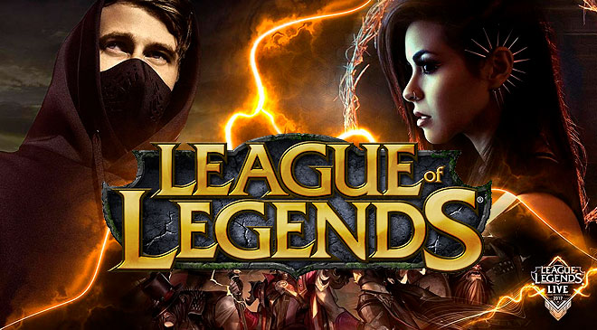 Nuevas skins de League of Legends en WZ Gamers Lab - La revista digital online de videojuegos free to play y Hardware PC