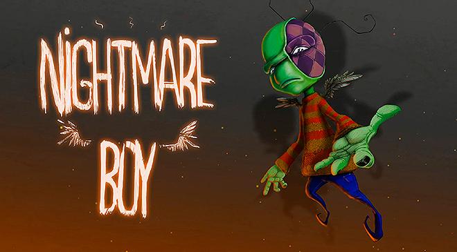 Nightmare Boy: nuevo metroidvania en 2D