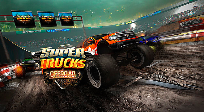 SuperTrucks Offroad en WZ Gamers Lab - La revista de videojuegos, free to play y hardware PC digital online