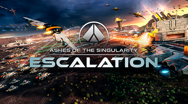 Ashes of the Singularity: Escalation - Secret Missions DLC en WZ Gamers Lab - La revista de videojuegos, free to play y hardware PC digital online