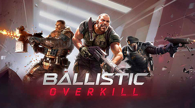 ¿Aún no conoces Ballistic Overkill? en WZ Gamers Lab - La revista de videojuegos, free to play y hardware PC digital online