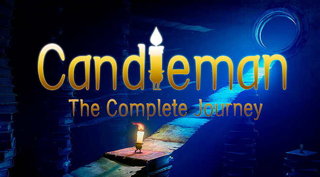 Candleman: The Complete Journey ya disponible en WZ Gamers Lab - La revista de videojuegos, free to play y hardware PC digital online