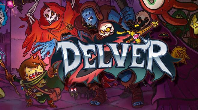 Mazmorras, pixels y combate en Delver