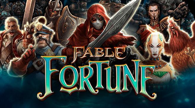 Llega Fable Fortune, totalmente gratis. Descargalo ahora desde WZ Gamers Lab - La revista de videojuegos, free to play y hardware PC digital online