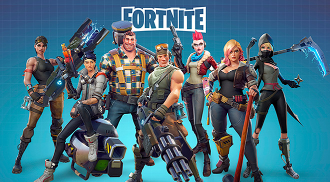 Fornite desbanca A PlayerUnknow's BattleGrounds en WZ Gamers Lab - La revista de videojuegos, free to play y hardware PC digital online