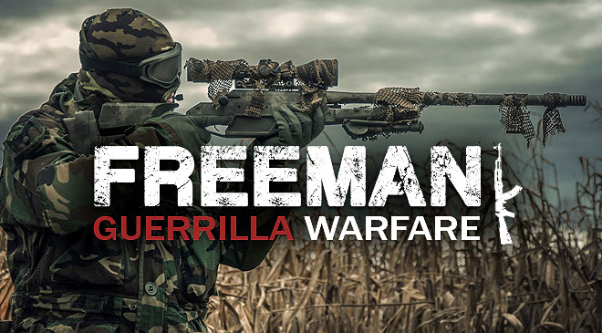 Toma el rol de comandante en Freeman: Guerrilla Warfare en WZ Gamers Lab - La revista de videojuegos, free to play y hardware PC digital online