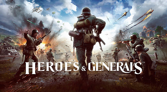 Heroes & Generals disponible gratis. Descargalo ahora gratis desde WZ Gamers Lab - La revista de videojuegos, free to play y hardware PC digital online