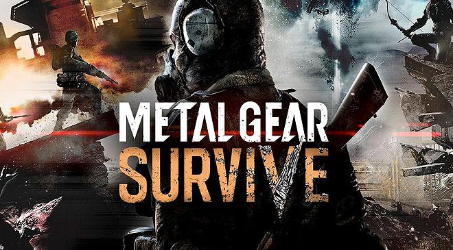 Metal Gear Survive Ya disponible
