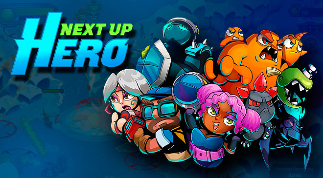 Next Up Hero aterriza en PC con acceso anticipado en WZ Gamers Lab - La revista de videojuegos, free to play y hardware PC digital online