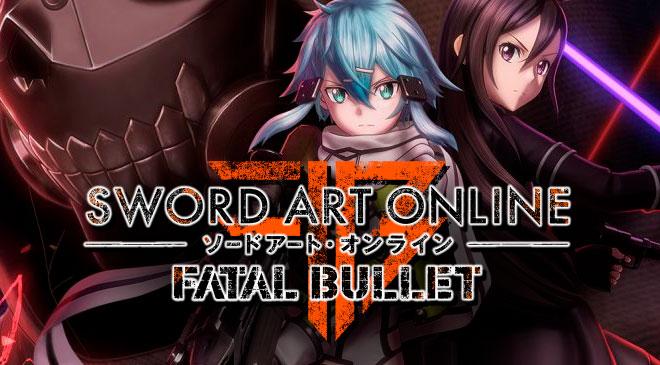 Fatal Bullet es la nueva entrega de SAO