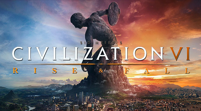 Sid Meier's Civilization® VI: Rise and Fall ya disponible en WZ Gamers Lab - La revista de videojuegos, free to play y hardware PC digital online