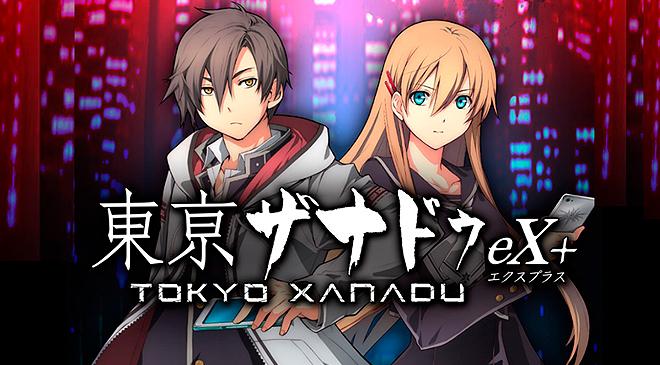 Tokyo Xanadu eX+: nuevo Action RPG