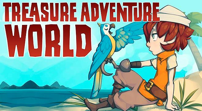 Treasure Adventure World ya disponible en WZ Gamers Lab - La revista de videojuegos, free to play y hardware PC digital online
