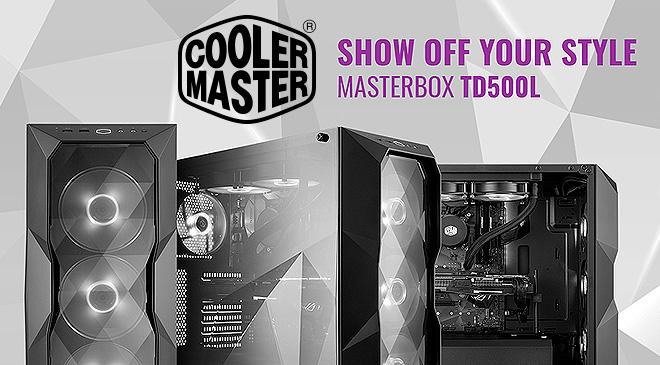 Cooler Master MasterBox TD500L en WZ Gamers Lab - La revista de videojuegos, free to play y hardware PC digital online
