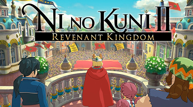 Ni no Kuni™ II: Revenant Kingdom en WZ Gamers Lab - La revista de videojuegos, free to play y hardware PC digital online