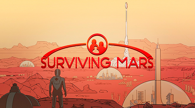 Coloniza Marte y descubre sus secretos en Surviving Mars en WZ Gamers Lab - La revista de videojuegos, free to play y hardware PC digital online