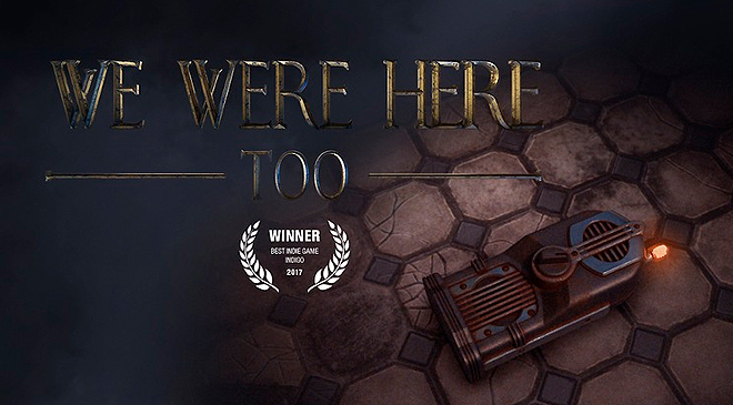 Vive una aventura cooperativa con We Were Here Too en WZ Gamers Lab - La revista de videojuegos, free to play y hardware PC digital online