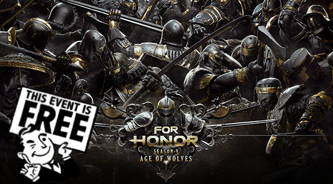 For Honor gratuito del 3 al 6 de mayo en WZ Gamers Lab - La revista digital online de videojuegos free to play y Hardware PC