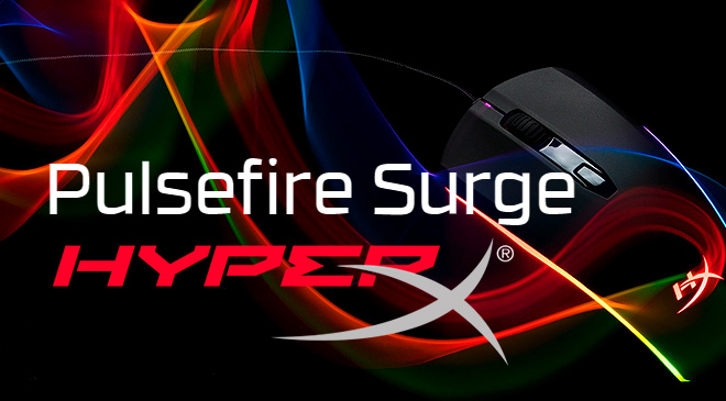 HyperX PulseFire Surge RGB en WZ Gamers Lab - La revista de videojuegos, free to play y hardware PC digital online