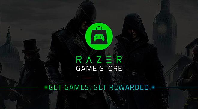 Razer Game Store en WZ Gamers Lab - La revista de videojuegos, free to play y hardware PC digital online