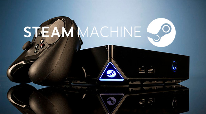 El adiós de Steam Machine en WZ Gamers Lab - La revista de videojuegos, free to play y hardware PC digital online
