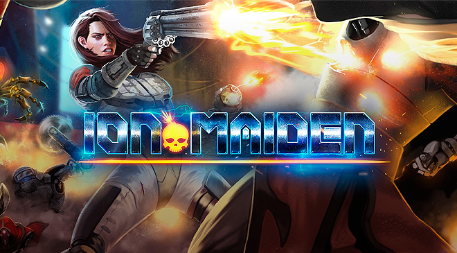 Volvemos a los 90' con Ion Maiden en WZ Gamers Lab - La revista de videojuegos, free to play y hardware PC digital online