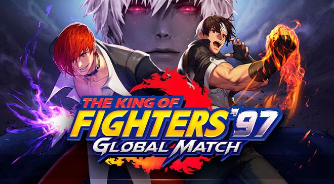 Ya disponible THE KING OF FIGHTERS '97 GLOBAL MATCH en WZ Gamers Lab - La revista de videojuegos, free to play y hardware PC digital online