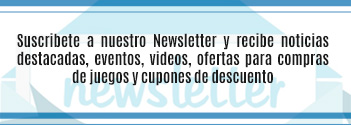 Suscribete a nuestro newsletter en WZ Gamers Lab - La revista de videojuegos, free to play y hardware PC digital online