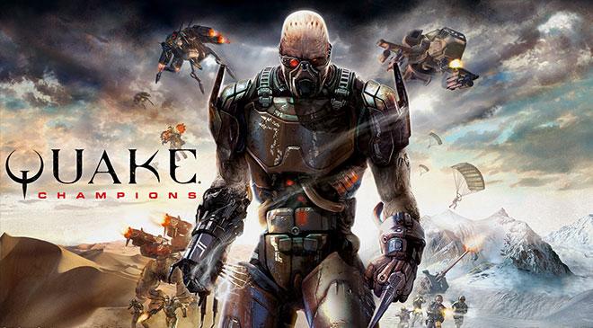 Quake Champions con nuevo contenido