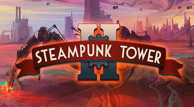 Steampunk tower 2, ya disponible y te lo contamos en WZ Gamers Lab - La revista de videojuegos, free to play y hardware PC digital online