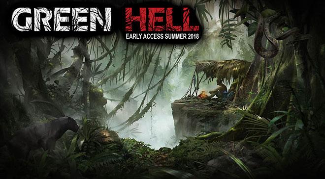 Green Hell llegará en verano en WZ Gamers Lab - La revista digital online de videojuegos free to play y Hardware PC