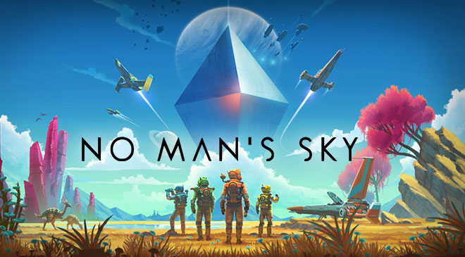 No Man's Sky tendrá online en WZ Gamers Lab - La revista digital online de videojuegos free to play y Hardware PC