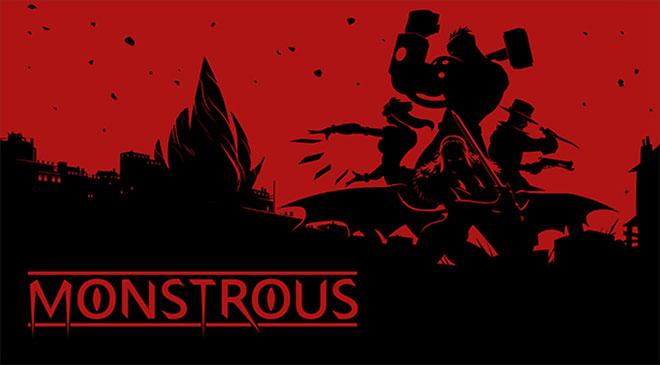 Monstrous ya disponible en WZ Gamers Lab - La revista digital online de videojuegos free to play y Hardware PC
