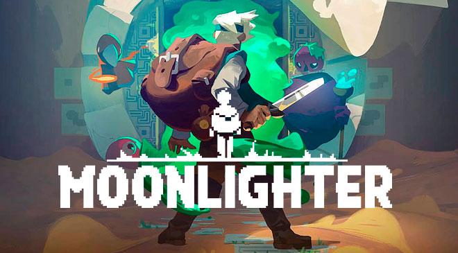 Moonlighter estará disponible en unas horas