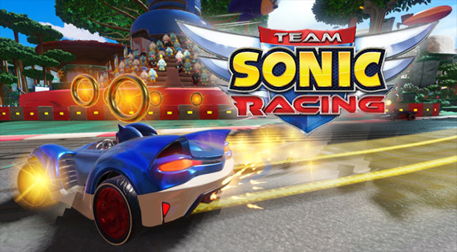 Team Sonic Racing ha sido filtrado en WZ Gamers Lab - La revista digital online de videojuegos free to play y Hardware PC