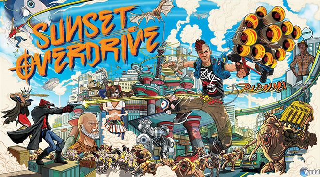 Filtrado Sunset Overdrive para PC en WZ Gamers Lab - La revista digital online de videojuegos free to play y Hardware PC