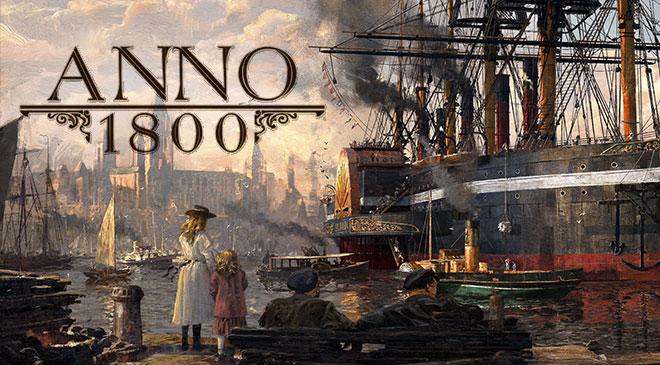 Anno 1800 se vuelve a dejar ver en WZ Gamers Lab - La revista digital online de videojuegos free to play y Hardware PC