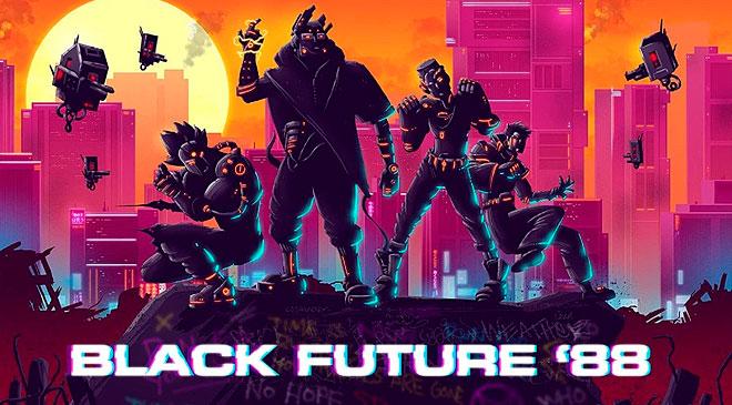 Black Future 88 casi listo y te lo contamos en WZ Gamers Lab - La revista digital online de videojuegos free to play y Hardware PC