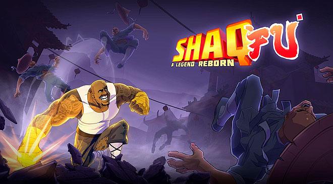 Shaquille O'Neal vuelve en Shaq Fu: A Legend Reborn WZ Gamers Lab - La revista digital online de videojuegos free to play y Hardware PC