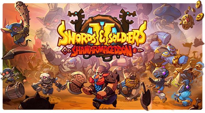 Swords & Soldiers II: Shawarmageddon en WZ Gamers Lab - La revista digital online de videojuegos free to play y Hardware PC