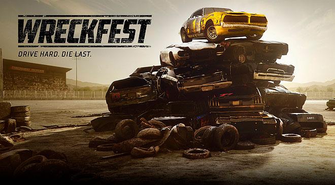 Vuelven los choques épicos con Wreckfest en WZ Gamers Lab - La revista digital online de videojuegos free to play y Hardware PC