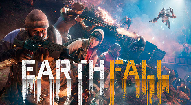 Earthfall ya está en Steam en WZ Gamers Lab - La revista digital online de videojuegos free to play y Hardware PC