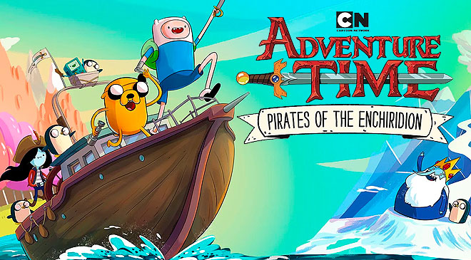 Finn y Jake llegan con Adventure Time: Pirates Of The Enchiridion en WZ Gamers Lab - La revista digital online de videojuegos free to play y Hardware PC